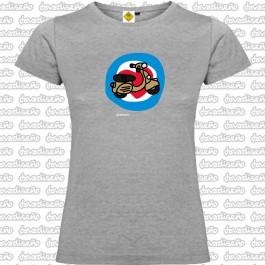 Camiseta chica Vespa