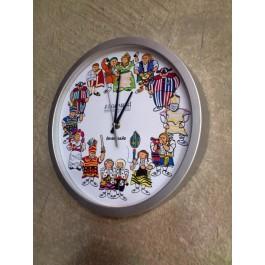 Reloj metalizado Algemesi