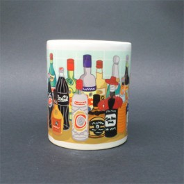 Taza Botellas