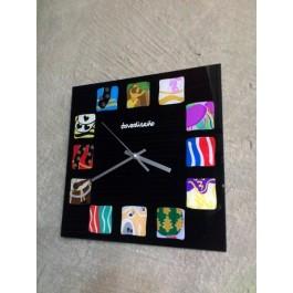 Reloj Algemesí cuadrado