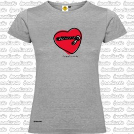 Camiseta Chica Corazón