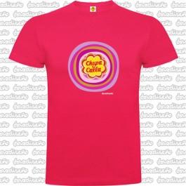 Camiseta Chupa y Calla