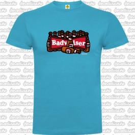Camiseta Badweiser
