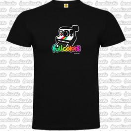 Camiseta Fullcolors