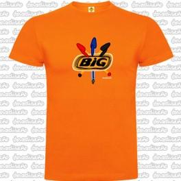Camiseta Big