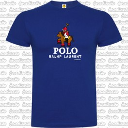 Camiseta Ralhp Laurent
