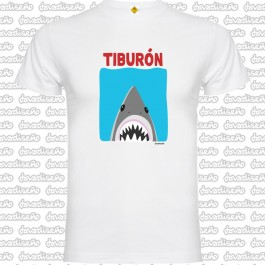 Camiseta Tiburón 2