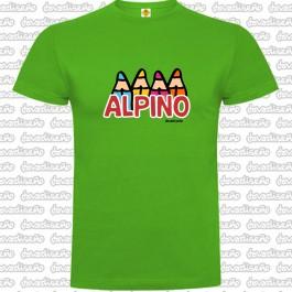 Camiseta Alpino