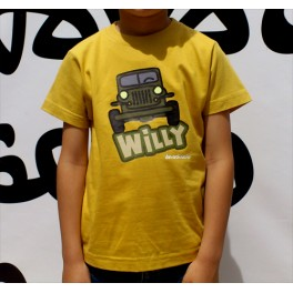 camiseta willy