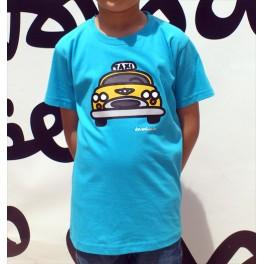 Camiseta Taxi