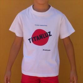 Camiseta Titan