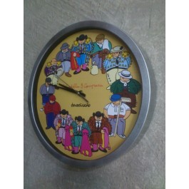Reloj La cuadrilla y Compañia