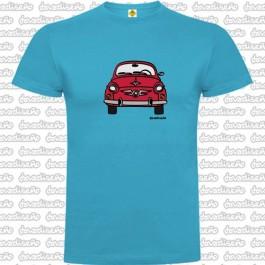 Camiseta 600