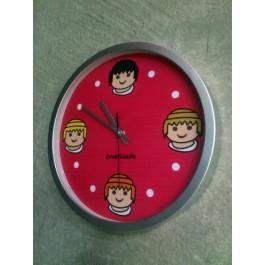 Reloj Click Clock