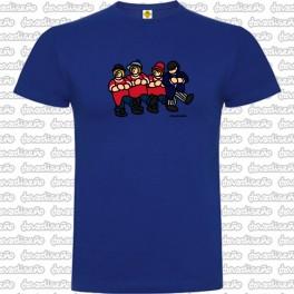 Camiseta Payasos Tele