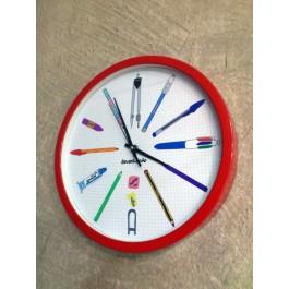 Reloj al cole