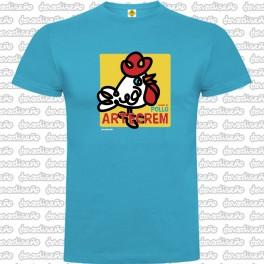 Camiseta Artecrem