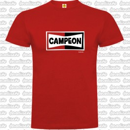 Camiseta Campeon