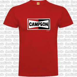 Camiseta Campeon