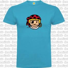 Camiseta Click Pirata