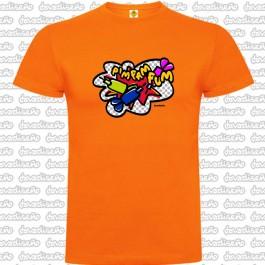 Camiseta Pim Pam Pum