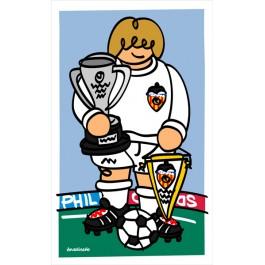 Futbolista Valencia C.F.