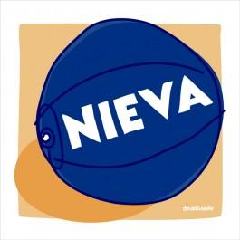 Pelota Nivea