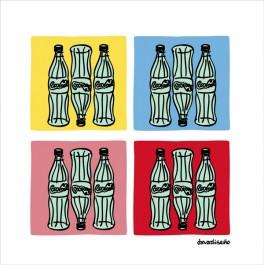 Botellas Cocacola