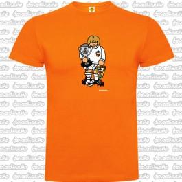 Camiseta Valencia C.F.