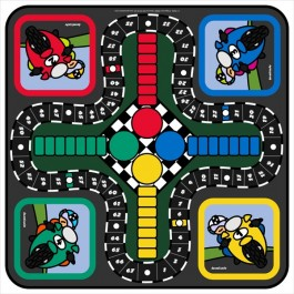 Parchis motociclismo