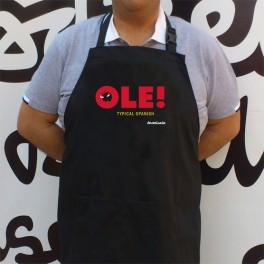 Delantal Ole Toro