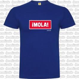 Camiseta Mola