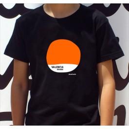 Camiseta Pantone Valencia