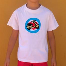 Camiseta Vespa infantil